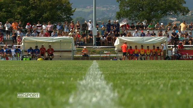 Football, Coupe de Suisse: 32es de finale [RTS]