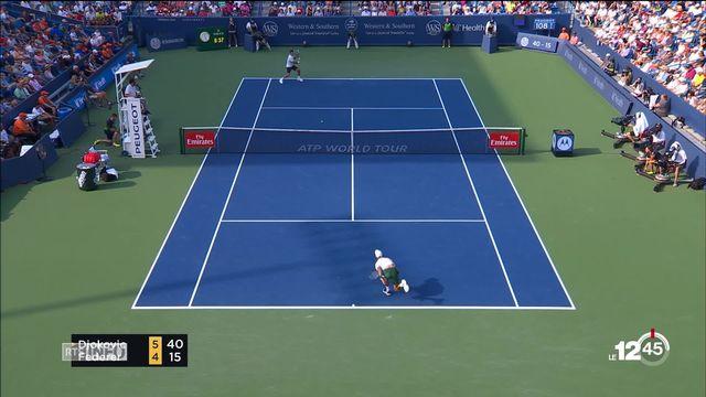 Tennis: Federer s'incline, Djokovic devient le premier tennisman à remporter tous les masters 1000 [RTS]