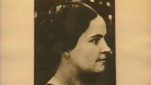 Portrait de Gilberte de Courgenay. [RTS]