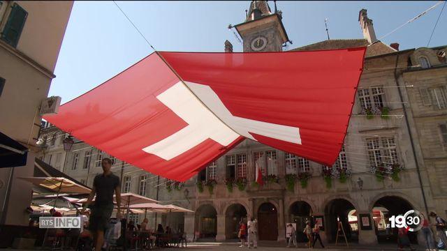 Naturalisation refusée à Lausanne : l'écho international de la décision [RTS]