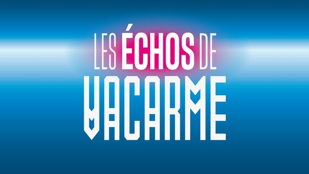 """Visuel de l'émission """"Les échos de vacarme"""". [DR - RTS]"""