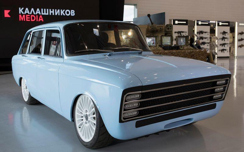 """Résultat de recherche d'images pour """"kalachnikov voiture"""""""