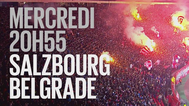 Bande-annonce: Football Ligue des Champions UEFA du 20.08.2018 [RTS]