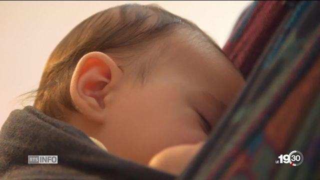 Congé parental: avec 70 semaines le Québec est l'un des régimes les plus généreux de la planète. [RTS]