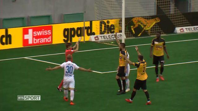 Football, Challenge League - 5e journée: FC Schaffhouse - Lausanne-Sport 1-1 [RTS]