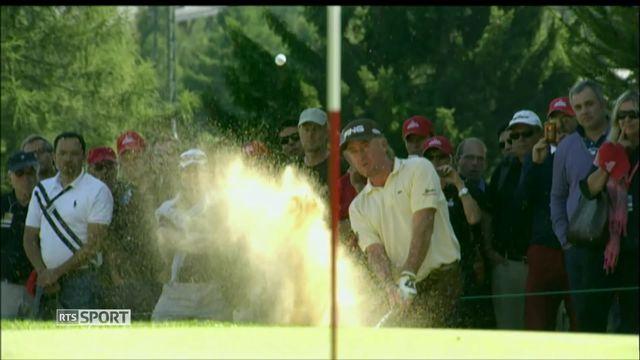 Golf, European Masters Crans-Montana [RTS]