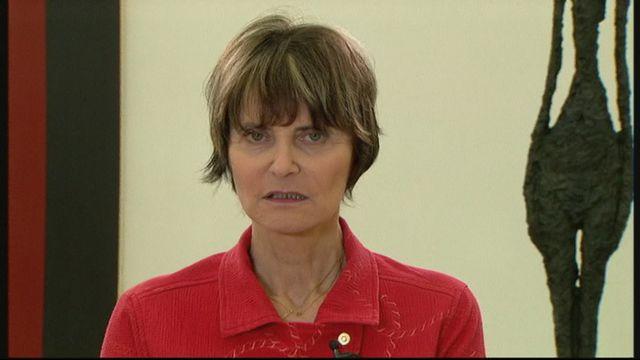 Allocution de Micheline Calmy-Rey le 1er août 2011 [RTS]