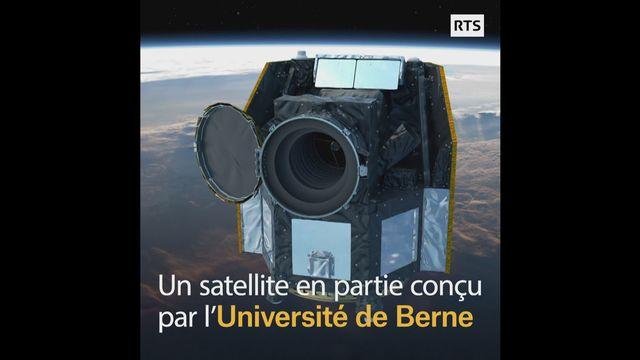La Suisse à la recherche des exoplanètes [RTS]