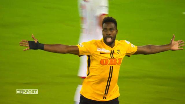 Football, Super League - 6e journée: Sion - Young Boys: 0-3 [RTS]