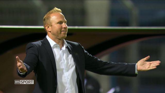 Football, Super League - 6e journée: Lugano - Zürich: 1-0 [RTS]