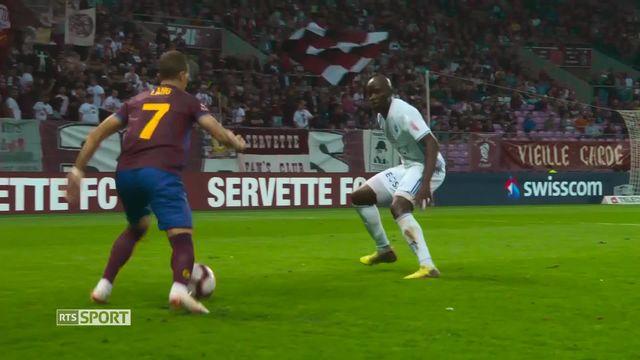 Football, Challenge League - 6e journée: Servette - Lausanne: 0-1 [RTS]