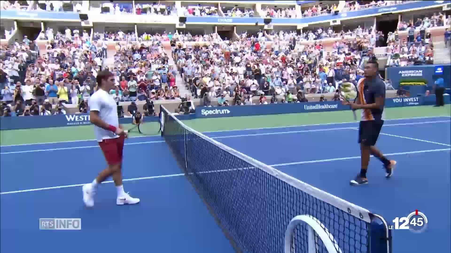 Djokovic en quarts, Federer éliminé | Tennis — US Open