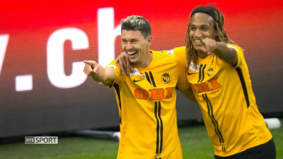 Football, Super league, 6e journée: Sion - Young Boys (0-3) [RTS]