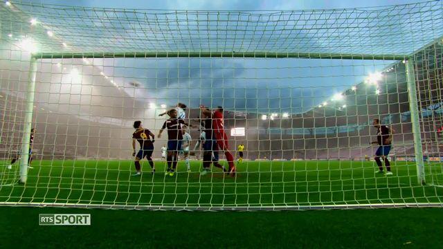 Football, Derby: Lausanne-Sport - Servette (1-0) [RTS]