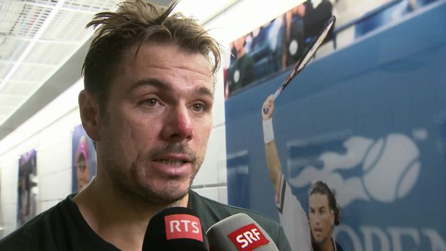 Tennis, US Open: Stan Wawrinka [RTS]