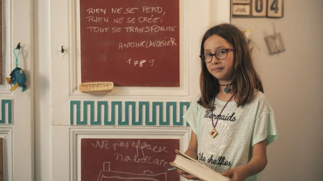 La petite cuisine de Sophie : Les paradis artificiels [RTS]