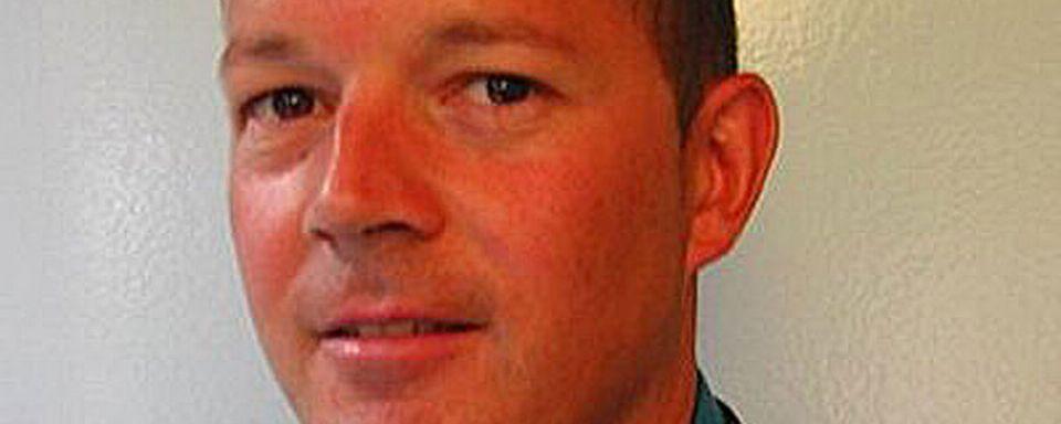 Christophe Gerber, Vice-président du Groupe Romand pour les équipements de sécurité et de défense (GRPM). [Twitter]