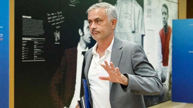 Mourinho aurait accepté une amende et une peine de prison vraisemblablement commuée en amende. [Salvatore Di Nolfi - Keystone]