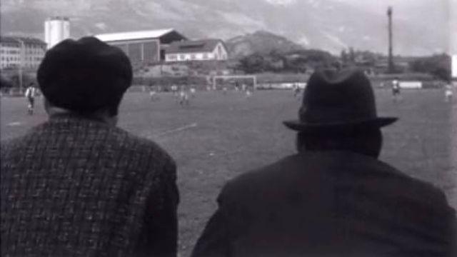 Le foot au village [RTS - RTS]