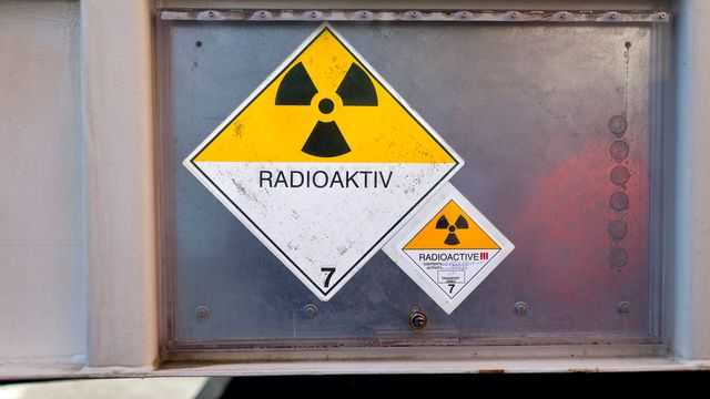 Que faire des déchets nucléaires? [Gaetan Bally - keystone]