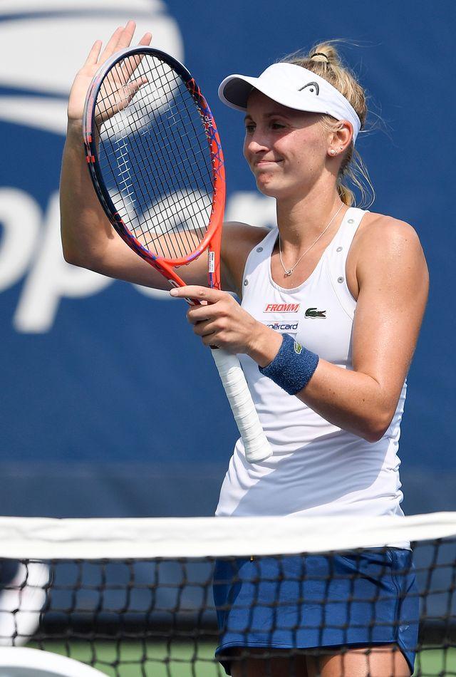 Issue des qualifications à l'US Open, Teichmann avait passé un tour dans le tableau principal. [Keystone]