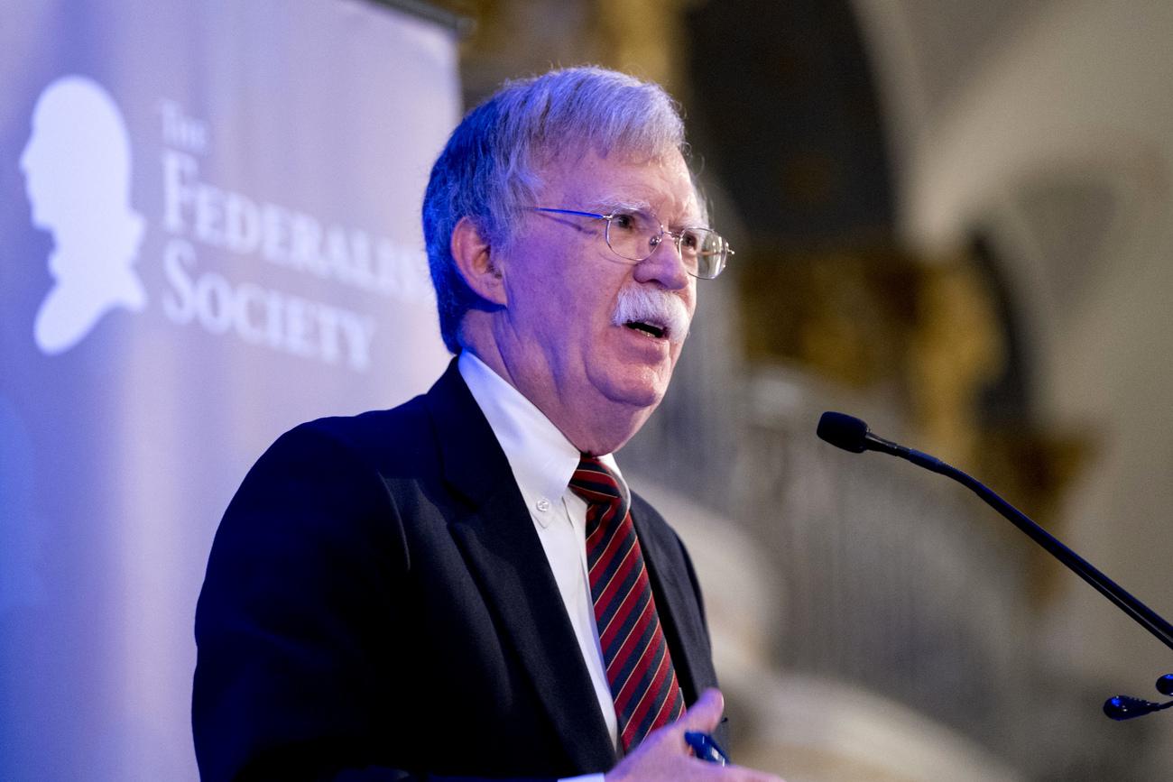 Les Etats-Unis menacent les juges de la CPI de sanctions