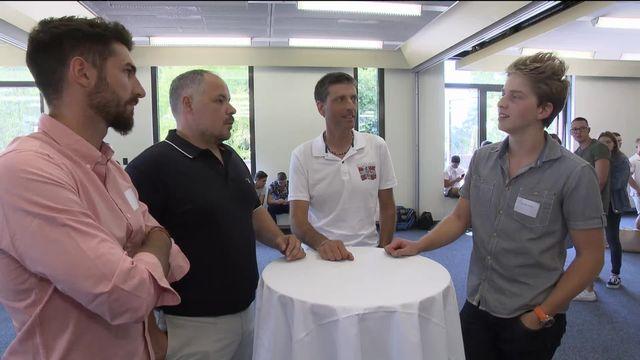 Les SwissSkills, le championnat suisse de l'apprentissage [RTS]