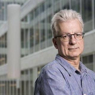 Dominique Bourg, philosophe, professeur UNIL, auteur de Une nouvelle terre. Pour une autre relation au monde (Desclée De Brouwer, 2018). [DR - RTS]
