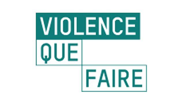 Logo de l'association Violence que faire. [Association Violence que faire]