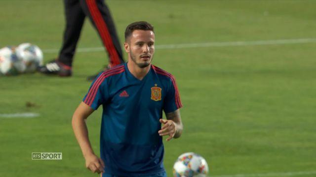 Gr.4, Espagne - Croatie (6-0): le résumé du match [RTS]
