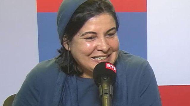Asma Lamrabet [RTS]