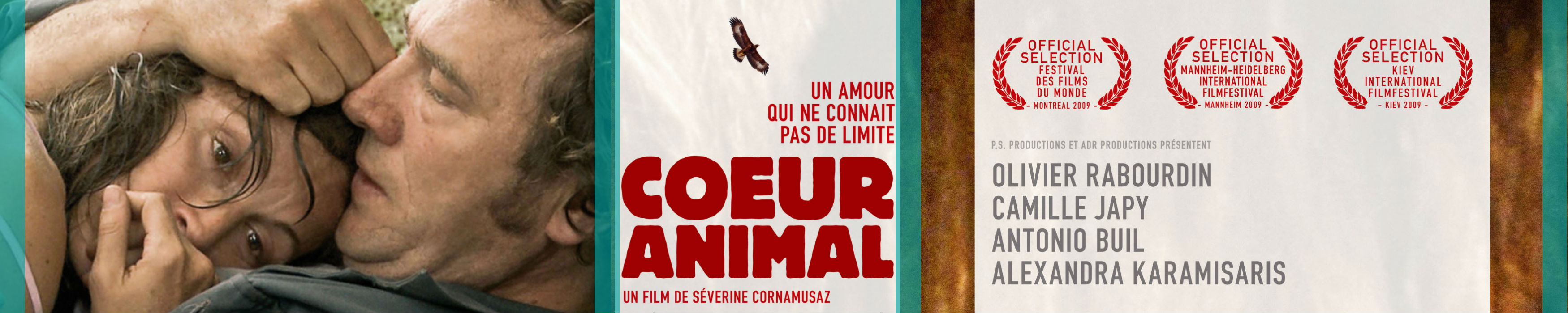 Banner du film Coeur Animal