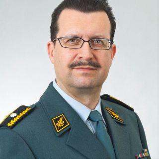 Rolf Siegenthaler, numéro 2 du commandement des opérations de l'armée suisse. [admin.ch]