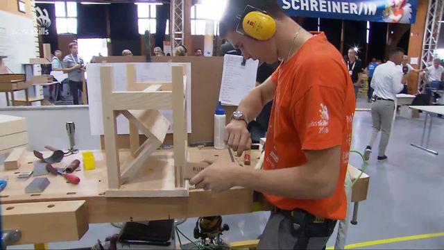 Swiss Skills - partie 3 [RTS]
