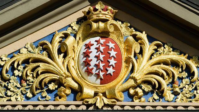 Le Valais pourrait se doter d'une Cour constitutionnelle. [Jean-Christophe Bott - Keystone]
