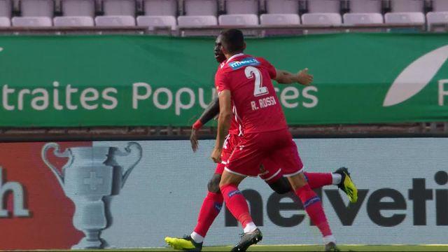 1-16e, Lausanne - Sion 0-1: les Sédunois remporte le derby romand par la plus petite des marges [RTS]