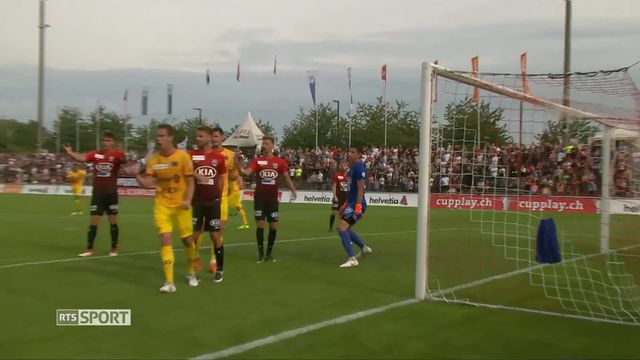 Football, Coupe de Suisse: Aarau - NE Xamax FCS (1-2) [RTS]
