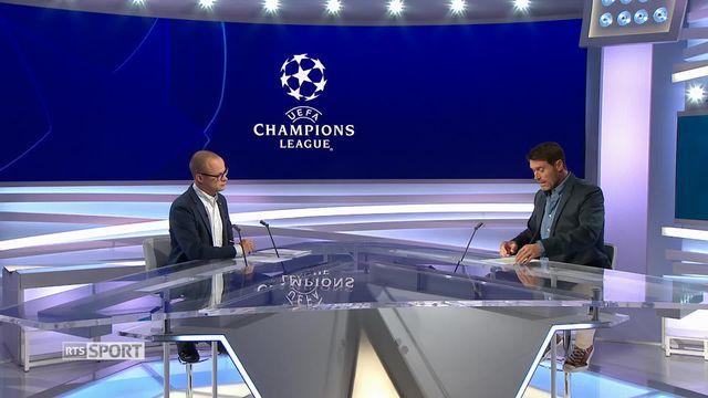 Ligue des Champions: le point sur les droits TV & programme [RTS]