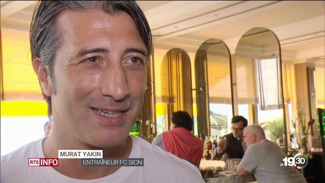 Le nouvel entraîneur du FC Sion est connu [RTS]