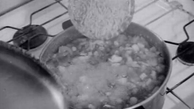 La soupe au pistou [RTS]