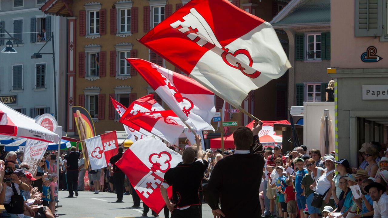 Obwald veut rester attractif dans la compétition fiscale que se livrent les cantons de Suisse centrale. [Urs Flueeler - Keystone]