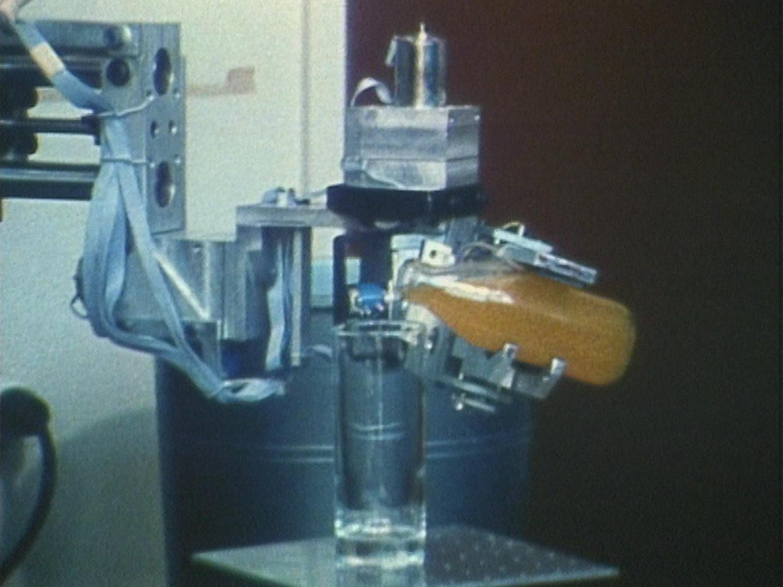Les robots industriels