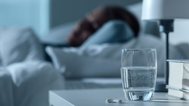 Certains somnifères entrainent une forte dépendance. StockPhotoPro Fotolia [StockPhotoPro - Fotolia]