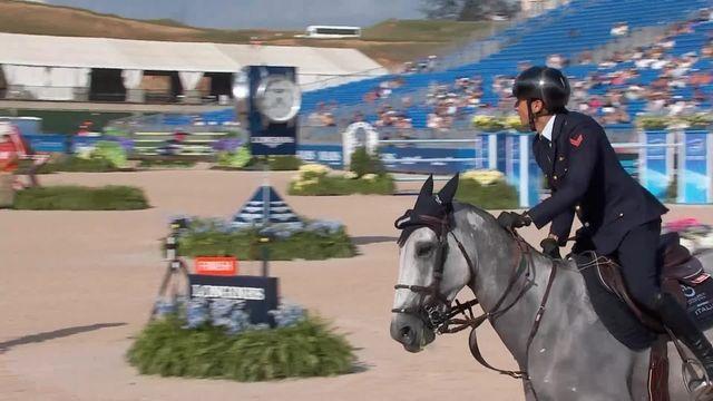 L'Italien Lorenzo de Luca prend la première place provisoire du classement [RTS]