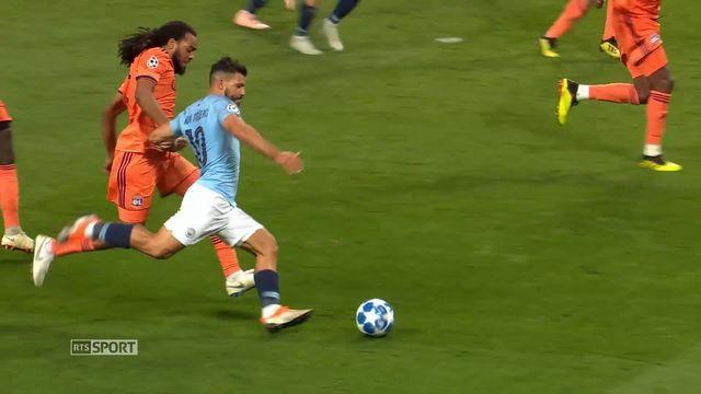 Manchester City – Lyon (): le résumé de la rencontre [RTS]