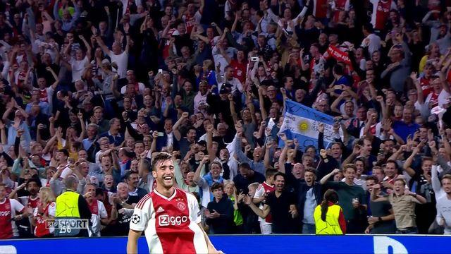 Ajax – AEK Athènes (): le résumé de la rencontre [RTS]