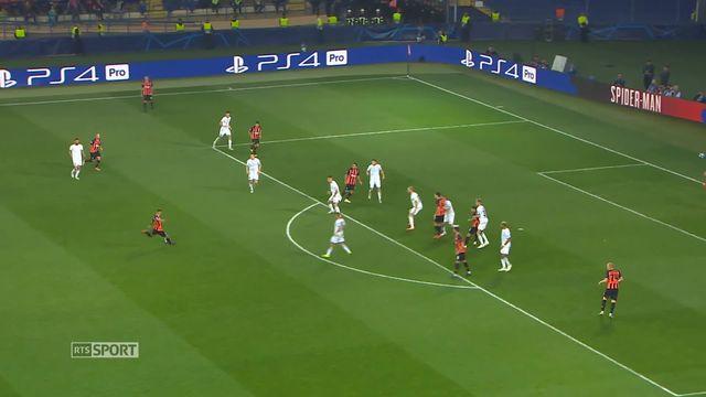 Shaktar Donetsk – Hoffenheim (2-2): le résumé de la rencontre [RTS]