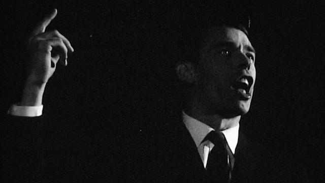 Jacques Brel en 1965. [RTS]