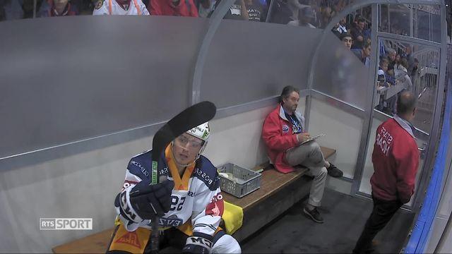 Hockey, National league: Ambri - Zoug (1-2) [RTS]