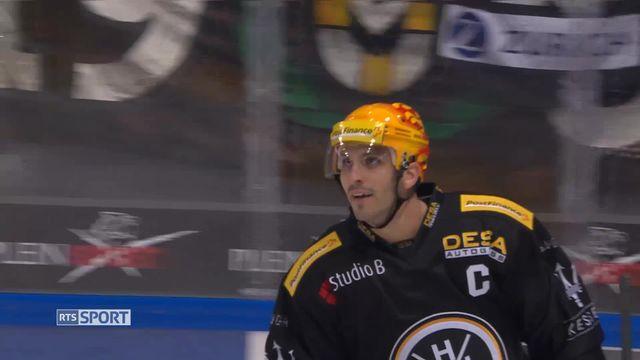 Hockey, National league: Lugano - Davos (3-1) [RTS]